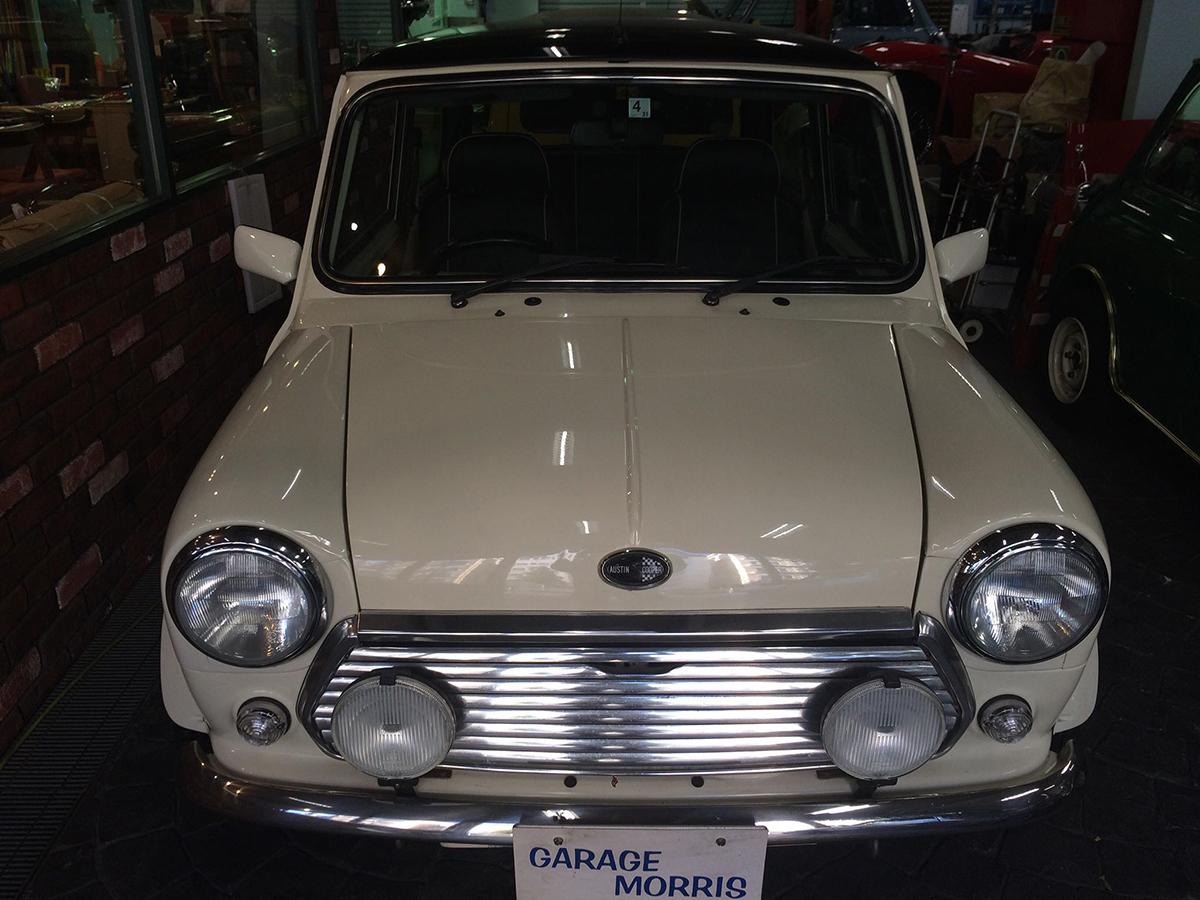 2000年 ミニ1.3i マニュアル車